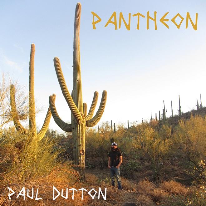 Paul Dutton Pantheon portada