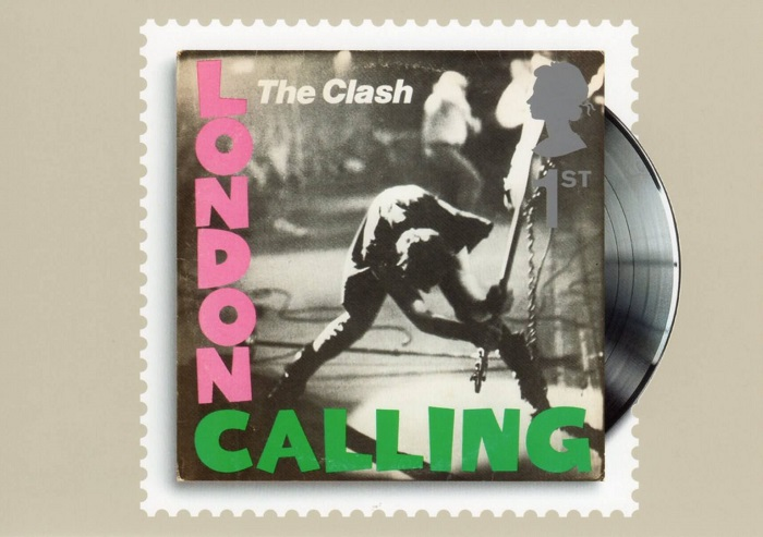 The Clash sello London Calling