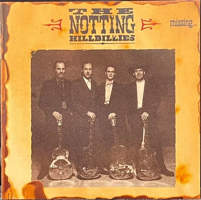 Notting Hillbillies portada