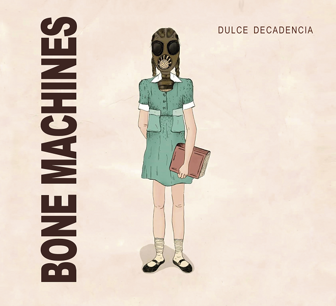 Bone Machines 2021 portada