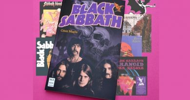 Libro Redbook Black Sabbath