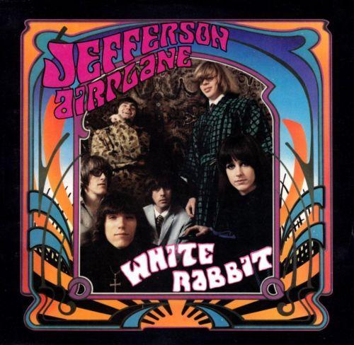 Jefferson Airplane White Rabbit portada