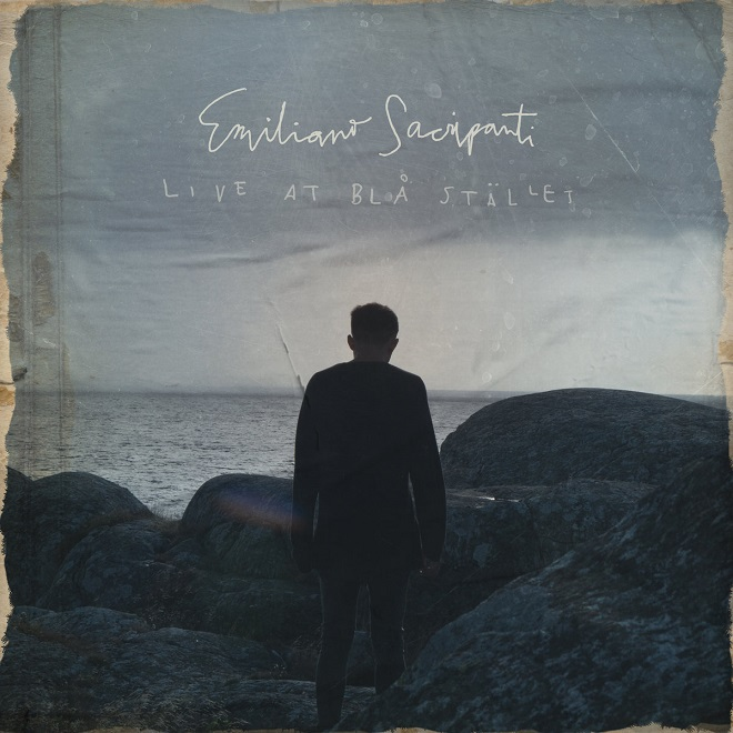 Emiliano Sacripanti EP vivo portada