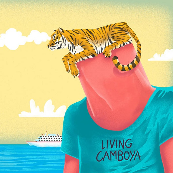 Living Camboya Corre Plátano portada
