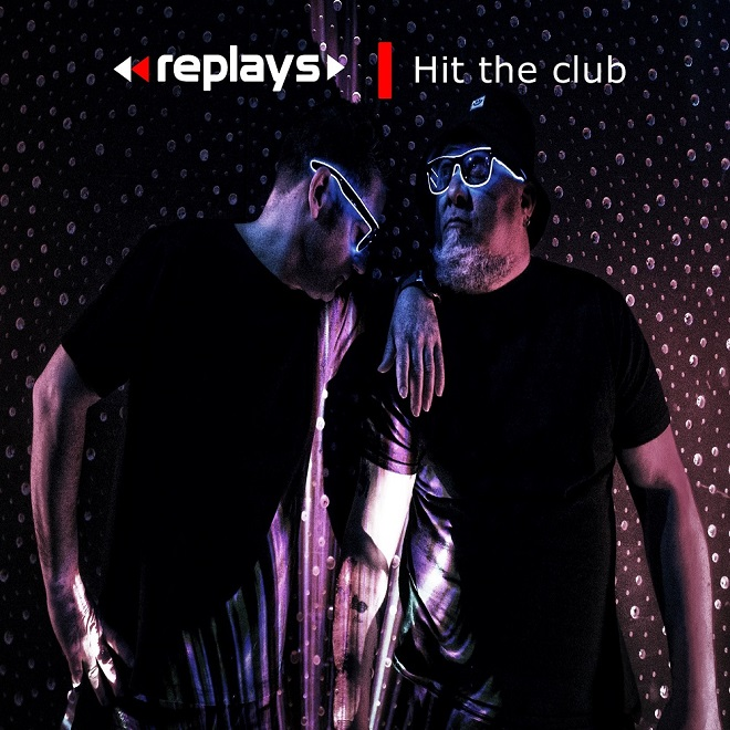 Replays Hit The Club portada