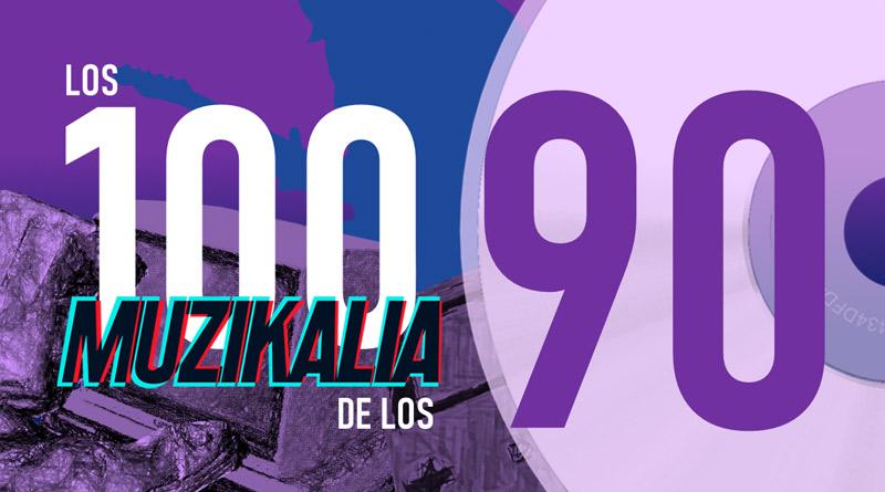 Las mejores canciones de la década de los 90