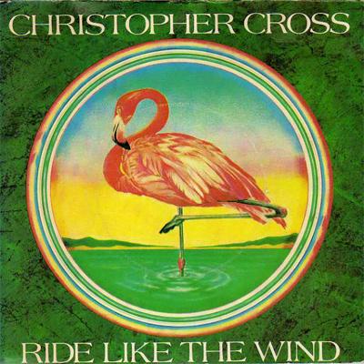 Christopher Cross portada Ride Like The Wind