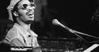 Cuéntame Stevie Wonder portada