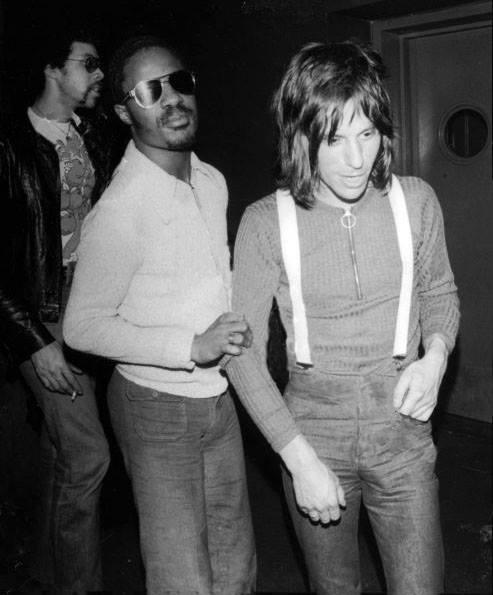 Stevie Wonder y Jeff Beck 02
