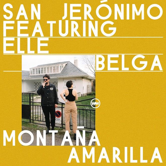 San Jerónimo Montaña Amarilla portada