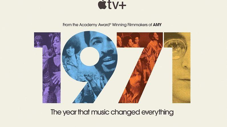 1971, el año en el que la música lo cambió todo