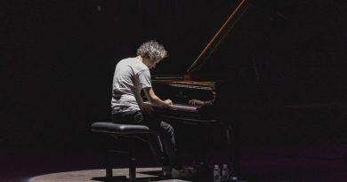 James Rhodes (Festival Jardins de Pedralbes) Barcelona 15/06/21