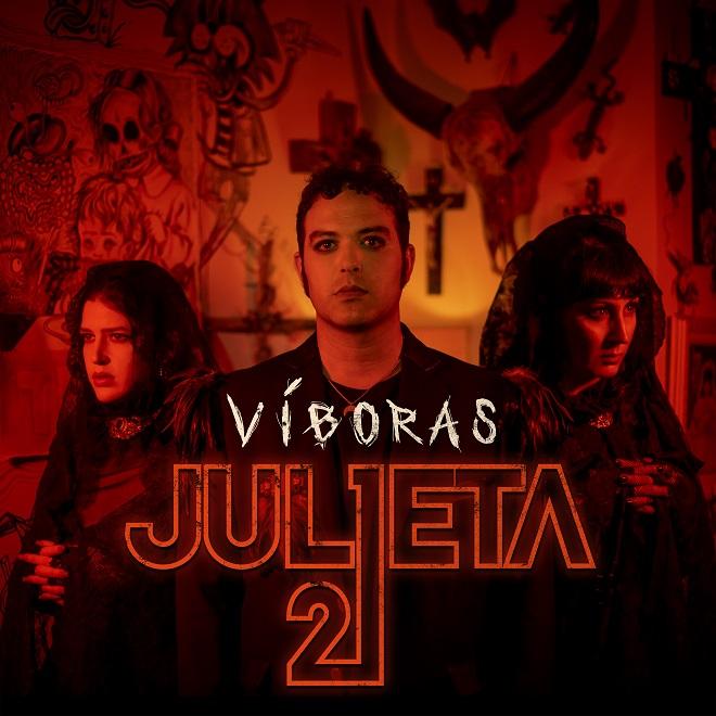 Julieta 21 Víboras portada