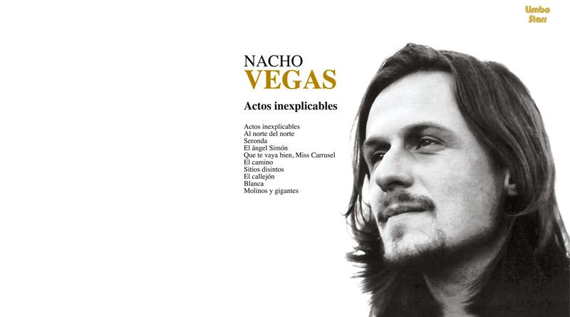 Especial: 20 años de Actos Inexplicables, debut de Nacho Vegas