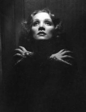 Mick Rock fotógrafo Queen Marlene Dietrich