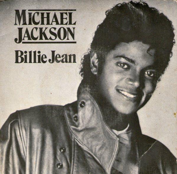 Michael Jackson Billie Jean portada