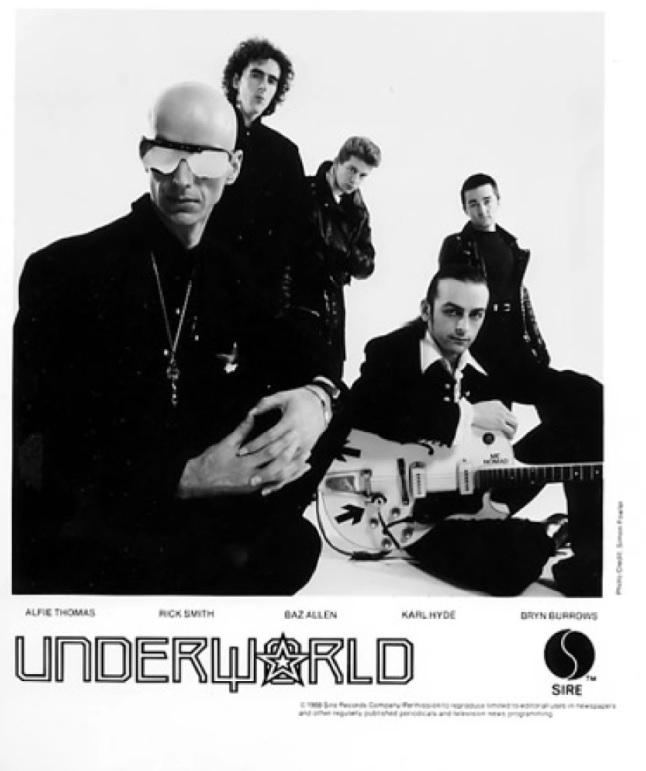 Underworld foto promo