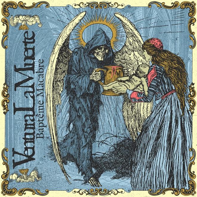 Ventura La Muerte Baptisme portada