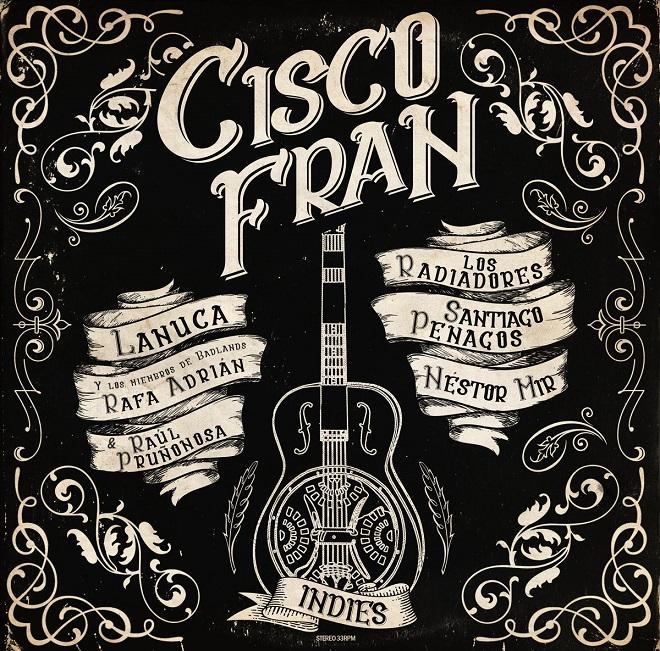 Cisco Fran portada Indies