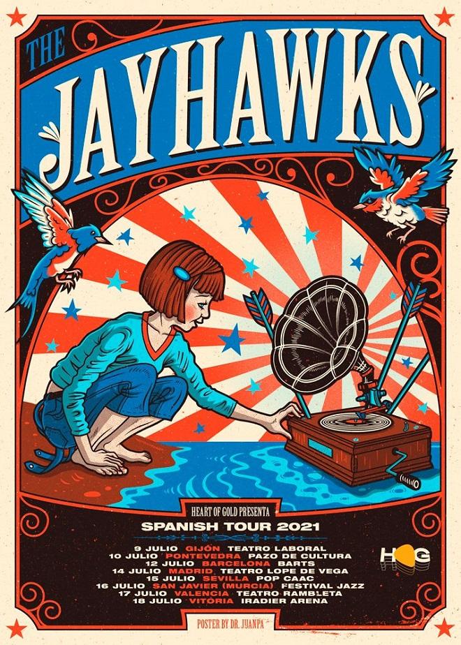 Jayhawks cartel gira 2021