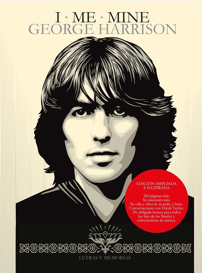I Me Mine George Harrison libro