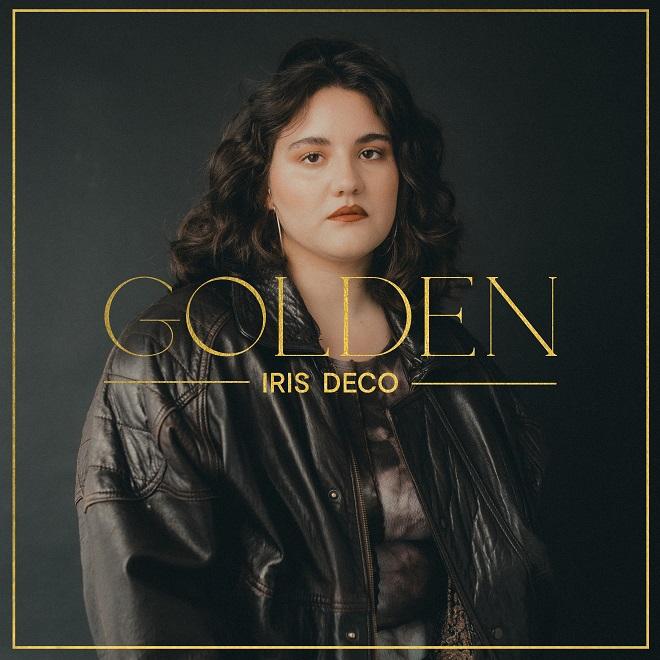 Iris Deco portada Golden
