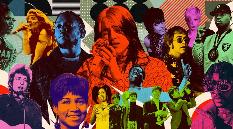 las 500 mejores canciones de la historia
