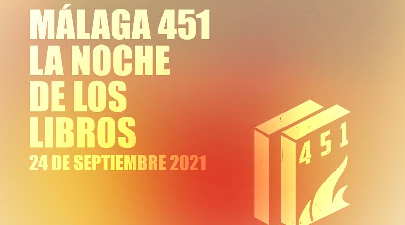 Málaga Noche de los Libros 2021