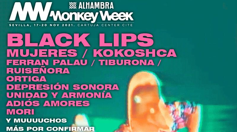 Alhambra Monkey Week