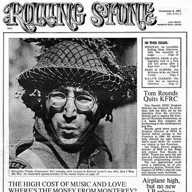 John Lennon portada Rolling Stone 01