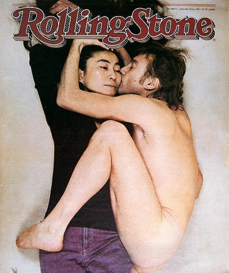 John Lennon Yoko Ono Rolling Stone 03