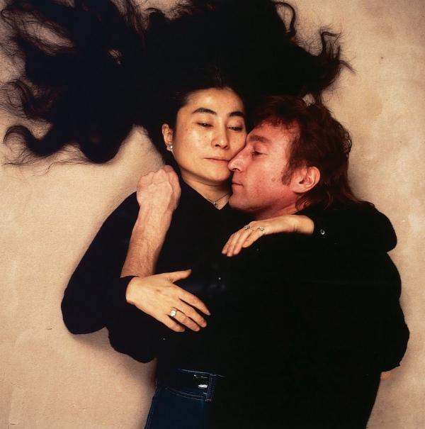 John Lennon Yoko Ono foto alternativa 02
